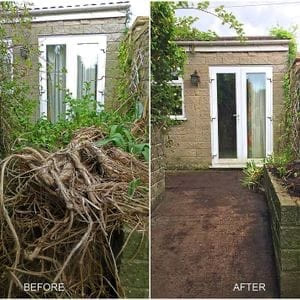 Garden Clearances Ashton-Under-Lyne